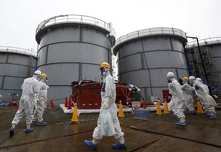 El problema de la central nuclear de Fukushima está lejos de resolverse. (Archivo/Reuters)
