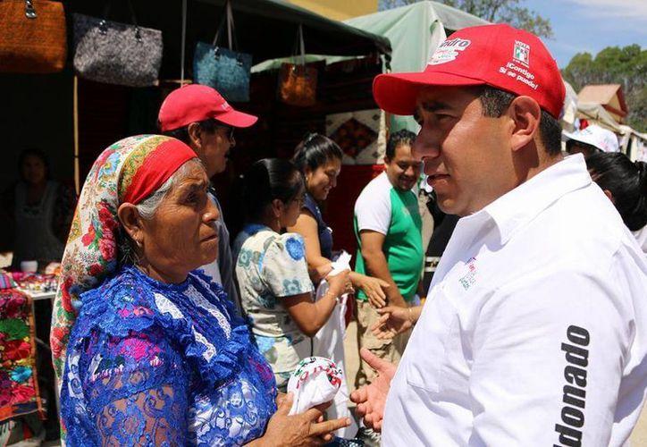 Le retiran la candidatura a Francisco Maldonado como diputado local por el distrito de Tlacolula de Matamoros. (Facebook Francisco Ángel Maldonado)