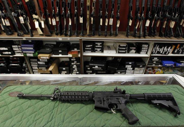 Según First Research, la producción de armas se ha duplicado en la última década y el año pasado alcanzó 6.0 millones de unidades. (Agencias)
