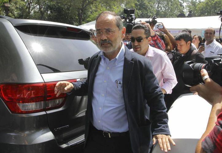 El expresidente del Partido Acción Nacional, Gustavo Madero, en imagen de archivo. (Foto: Notimex)