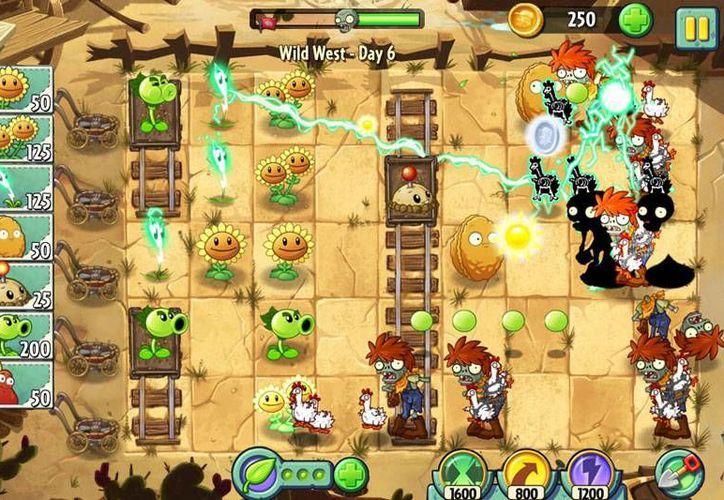 El juego 'Angry Bird' es uno de los más descargados en Latinoamérica, pero la lista la encabeza Plants vs Zombies 2 (gráfica) (ec.popcap.com)