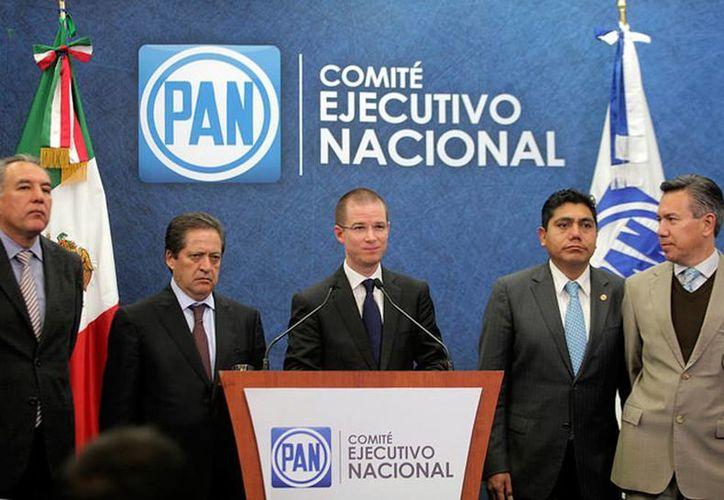 El PAN será sancionado con  con 224 mil 352.67 pesos, al recibir la aportación de un ente prohibido en 2012 (Archivo/SIPSE)