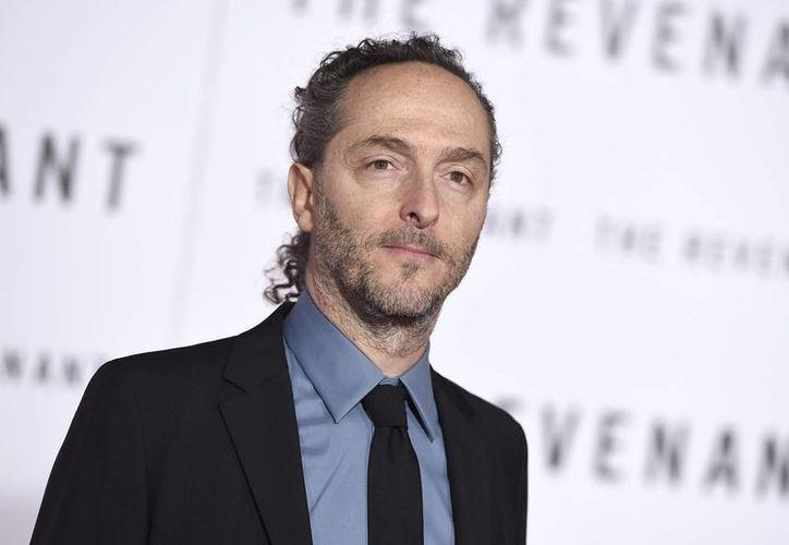 Emmanuel Lubezki, Chivo, director de foto de 'The Revenant', podría convertirse en el primer mexicano que gana tres premios de la Academia en años consecutivos. (AP)