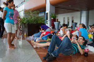 Los rostros del desastre en Acapulco