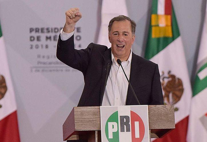 El aspirante presidencial aseguró que México sólo saldrá adelante con ideas modernas. (Foto: Proceso)