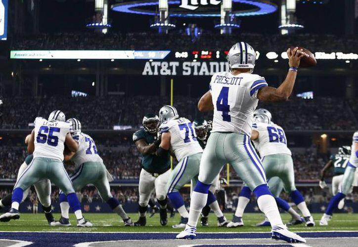 Los casinos creen que se aproxima una regresión para los Dallas Cowboys. (Más deporte AS.com)