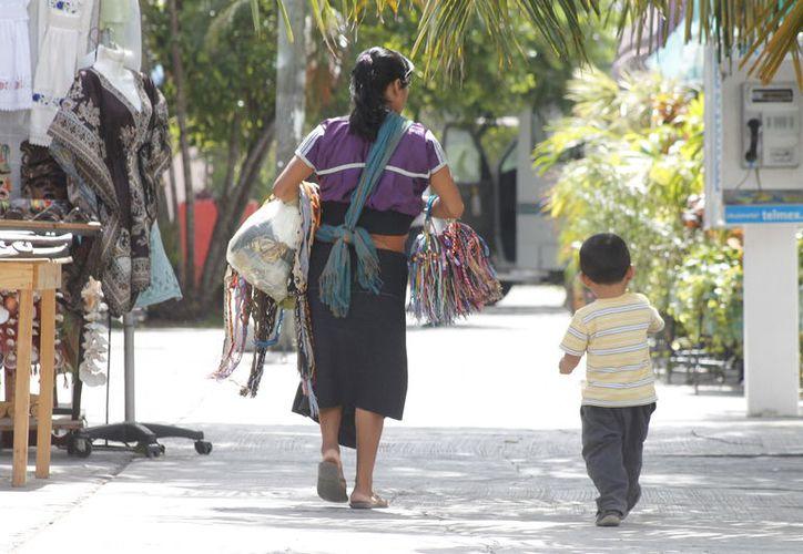 La diputada de ALDF destacó que las mujeres migrantes forman parte del sector de la población más vulnerable. (Luis Soto/ SIPSE)