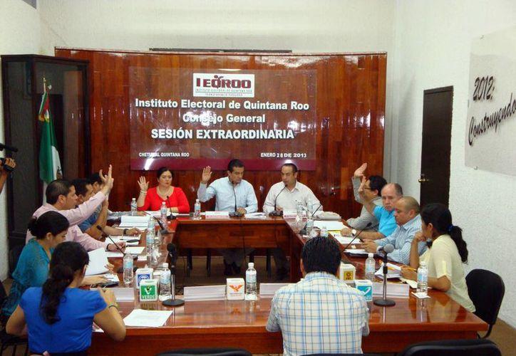 La redistritación de Quintana Roo fue realizada por el Ieqroo y fue aprobada en julio del año pasado. (Juan Palma/SIPSE)