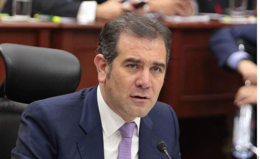 El presidente del INE, Lorenzo Córdova, advirtió que la pandemia por Covid-19 no puede llevar a gobiernos a tomar decisiones antidemocráticas por la urgencia de implementar acciones. (Foto: Reforma).