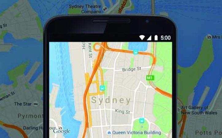 Google Maps se ha actualizado y ahora es 100% manos libres. (Hipertextual.com)
