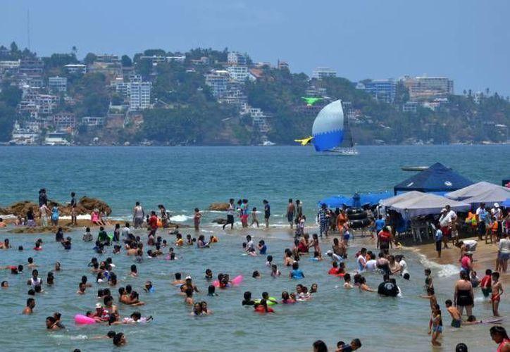 Aunque México se ubicó durante varios años entre los 10 primeros países en cuestión turística, ahora ya no es así. (Notimex/Archivo)