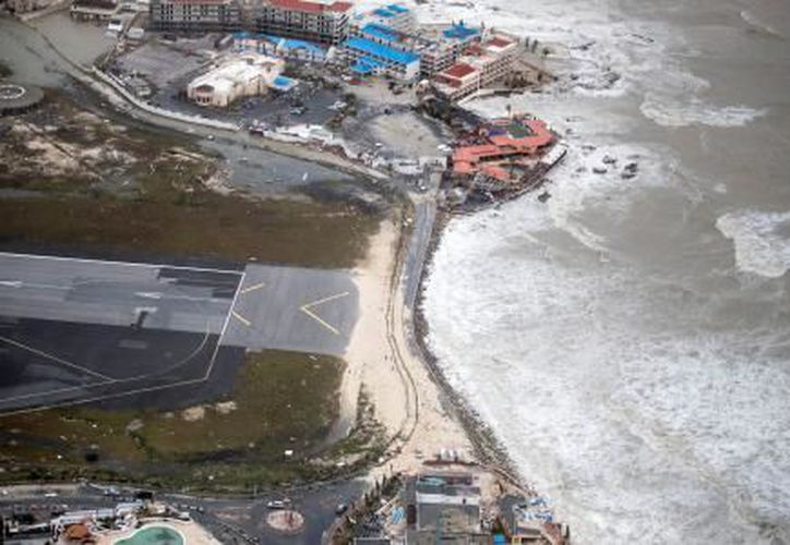 El huracán Irma es una de las tormentas más poderosas del Atlántico. (Reuters)