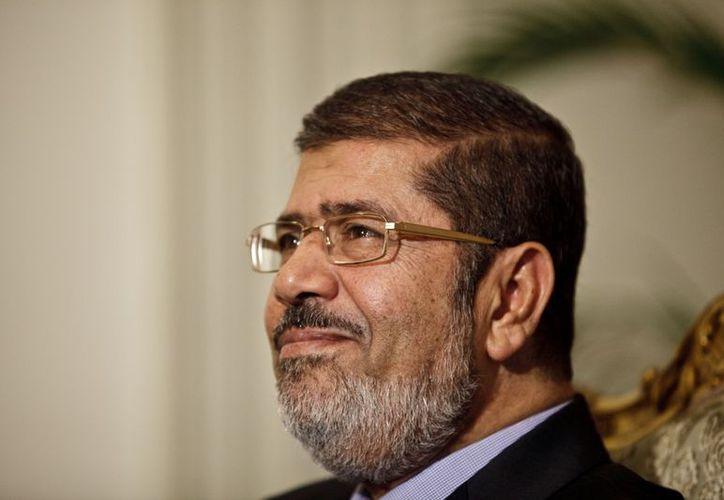 Opositores al gobierno de Morsi advierten que mañana habrá protestas masivas. (Agencias)