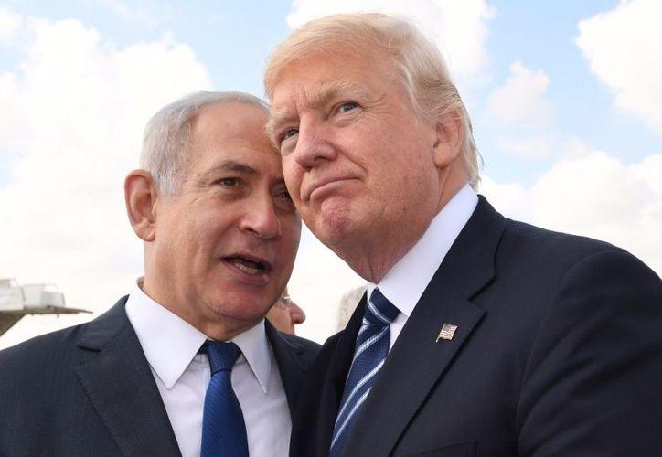 Agradeció en nombre de todos los israelíes las medidas del presidente estadounidense. (The Times of Israel)