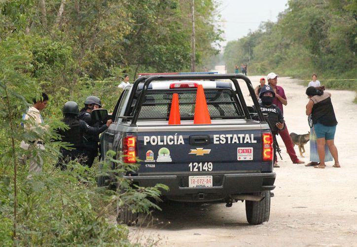 La madre reportó el hallazgo a la policía alrededor de las 17 horas de ayer. (Redacción/SIPSE)