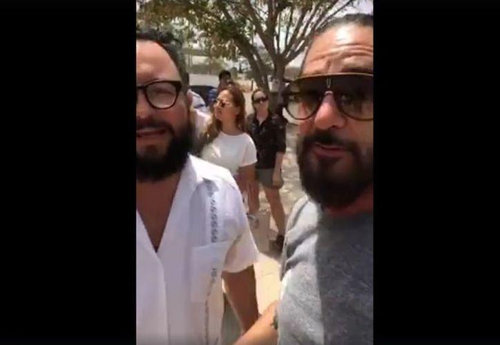 Los Supercívicos transmitieron desde Mérida. (Facebook/ Los Supercívicos).