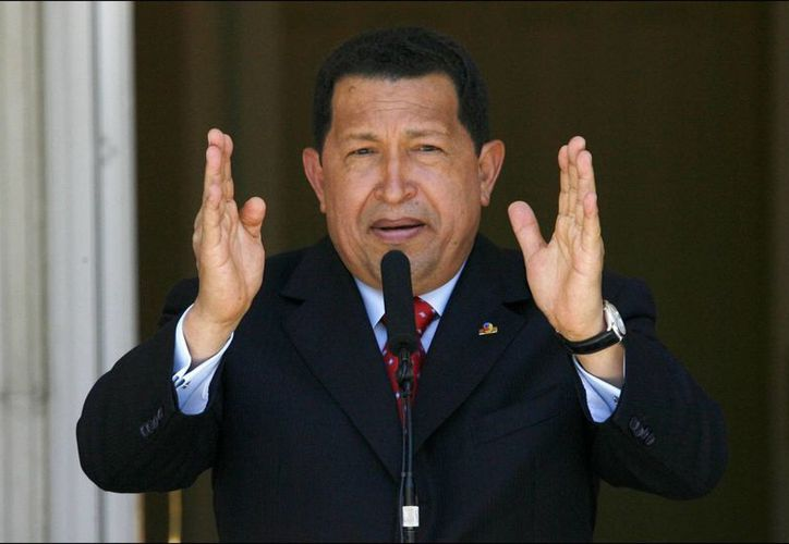 Chávez ya llevaba dos semana  Centro de Especialidades Médico Quirúrgicas de Cuba. (Archivo/AP)
