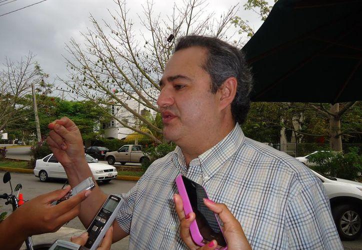 En entrevista, el subprocurador de Justicia dijo que el caso de Florence ha sido uno de los casos más polémicos en México. (Israel Leal/SIPSE)