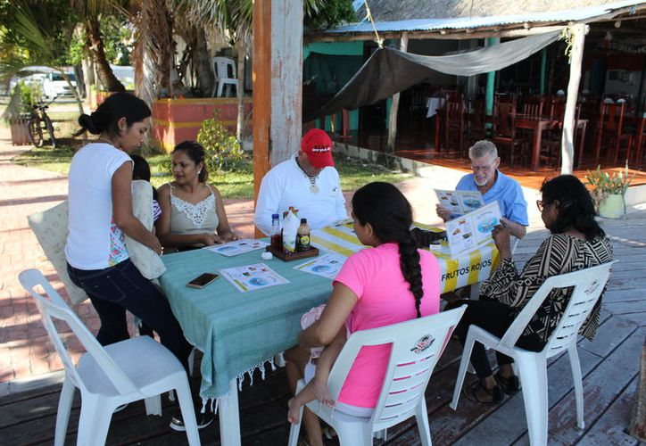 El evento realizado por primera vez en Calderitas benefició no sólo a restaurantes, sino a negocios de distintos giros. (Joel Zamora/SIPSE)