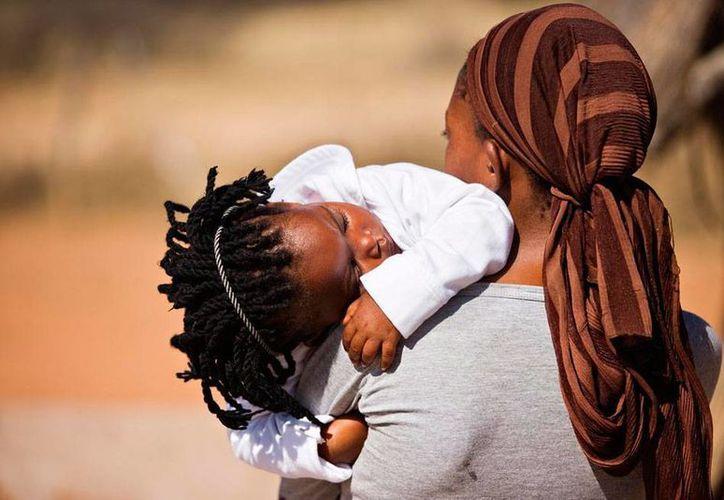 Aunque no es exclusivo en mujeres de África, se calcula que en llamado Continente Negro hay 92 millones de mujeres y niñas de más de 10 años que han sido objeto de MGF. (Imagen de contexto/unaf.org)