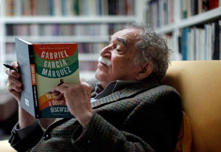 Los esfuerzos por mantener en secreto el costo de los objetos de García Márquez posiblemente llamen la atención en los círculos literarios y legales por su impacto en futuras negociaciones para otros archivos. (Archivo/AP)