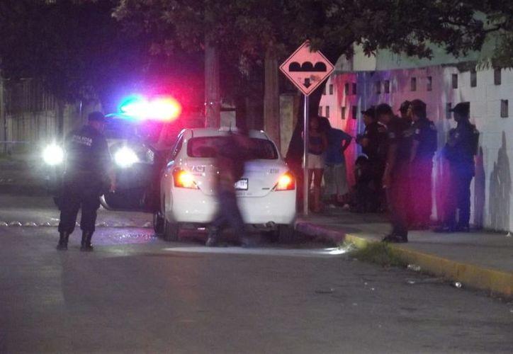 El conductor fue identificado como J. R G. M, de 35 años y era parte del sindicato Lázaro Cárdenas del Río. (SIPSE)