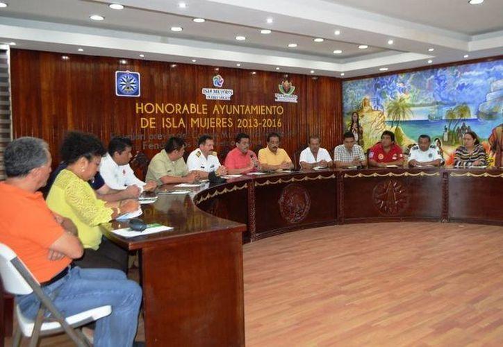 El comité informó que en estos días se esperan lluvias intermitentes, algunas fuertes. (Redacción/SIPSE)
