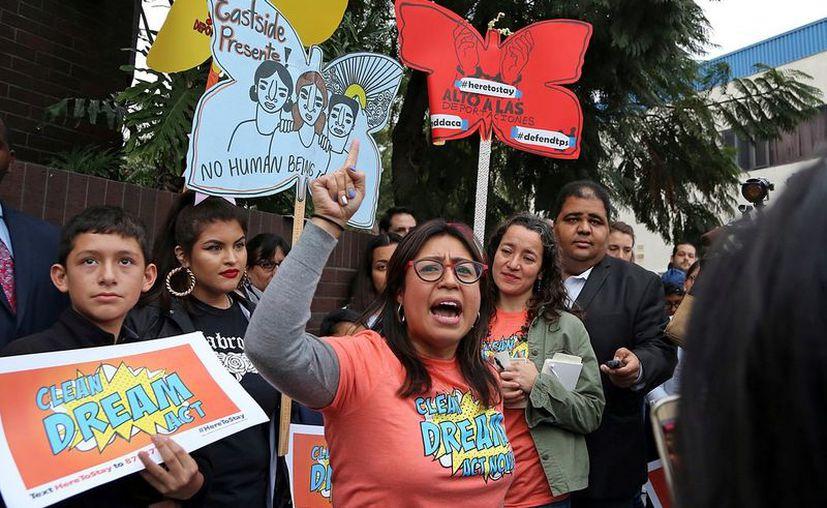 El juez de distrito William Alsup decidió el martes en San Francisco que el programa siga en vigor. (Foto: The New York Times)