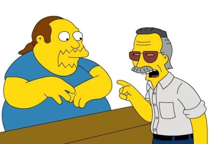 La temporada 25 de Los Simpson trae a más invitados especiales. (Milenio.com)