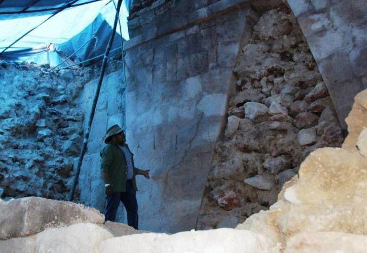 Hasta hace pocos siglos muchos investigadores extranjeros no creían que los mayas hubieran construido sus propios monumentos. Dudaban de su talento. (Milenio Novedades/Foto de contexto)