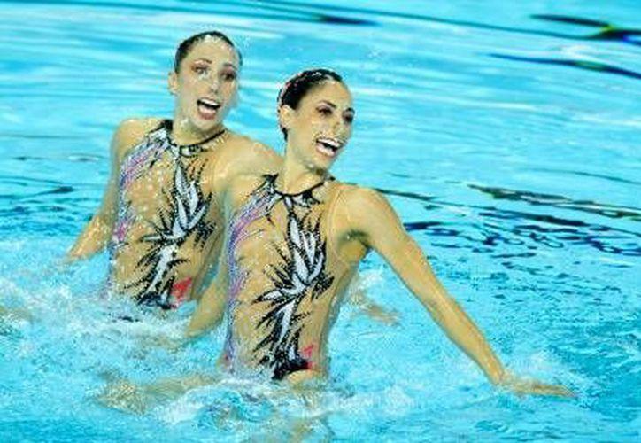 Karem buscará colocar al país en alto y destacar su participación en Río de Janeiro en la disciplina de nado sincronizado. (Redacción/SIPSE)