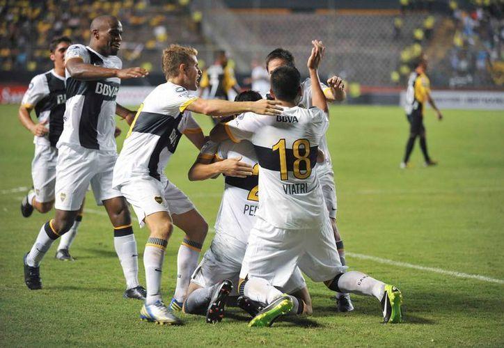 Desmanes de seguidores del Boca Juniors afectaron al equipo. (EFE/Archivo)