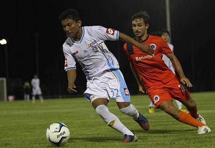 En su más reciente duelo, el CF Mérida ganó a Ballenas Galeana. (Milenio Novedades)