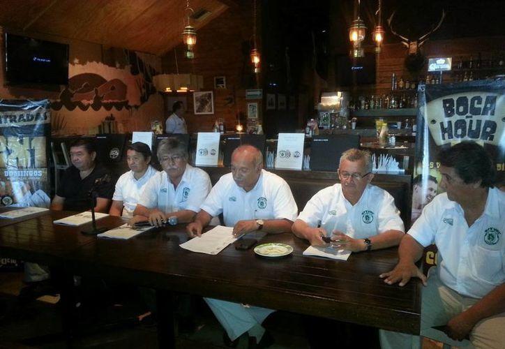 Representantes de ligas de futbol se reunieron en asamblea general. (SIPSE)