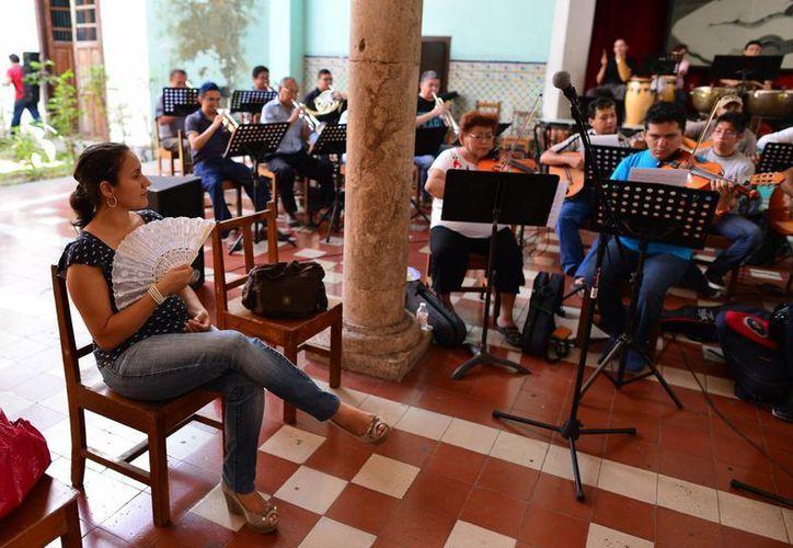 La Orquesta también se presentará en la Semana de Yucatán en México. (Luis Pérez/SIPSE)
