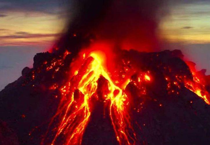 Indonesia es un país altamente volcánico, ya que se sitúa en el llamado Anillo de Fuego del Pacífico. (Archivo/Agencias)
