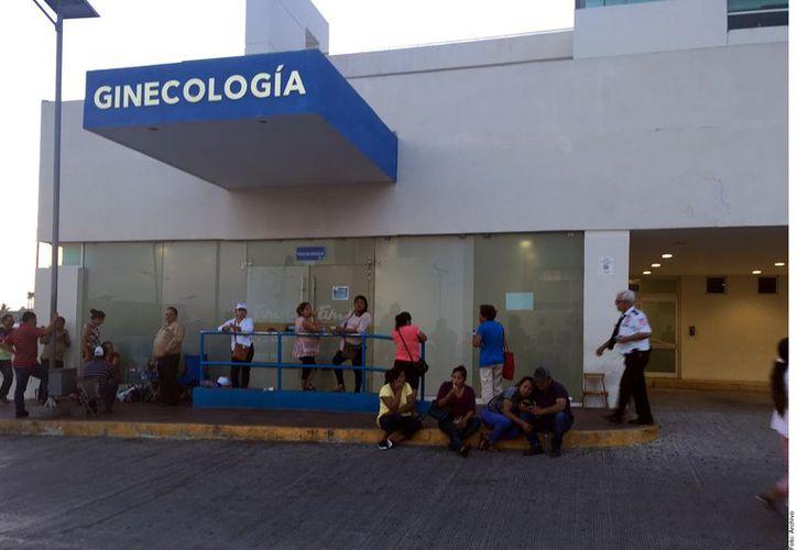 Tres bebés prematuros que dieron positivo a una bacteria fallecieron en el Hospital Civil de Tampico Dr. Carlos Canseco en menos de un mes. (Agencia Reforma)