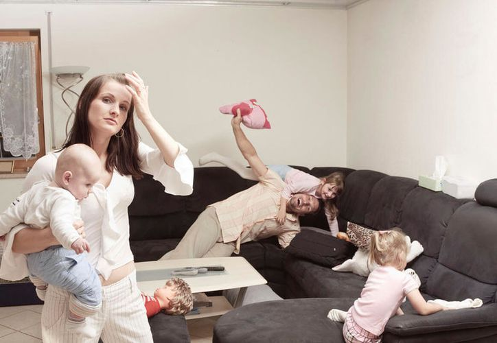 Tener hijos puede envejecer a una mujer hasta 11 años. (Foto: Contexto)