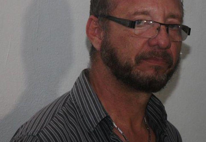 El nuevo responsable de la cárcel de Cozumel es Fermín Cortéz Burgos. (Gustavo Villegas/SIPSE)