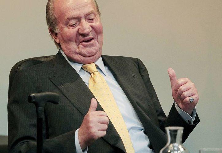 El rey Juan Carlos protagoniza un nuevo escándalo: una mujer belga asegura ser su hija. (Archivo/Notimex)