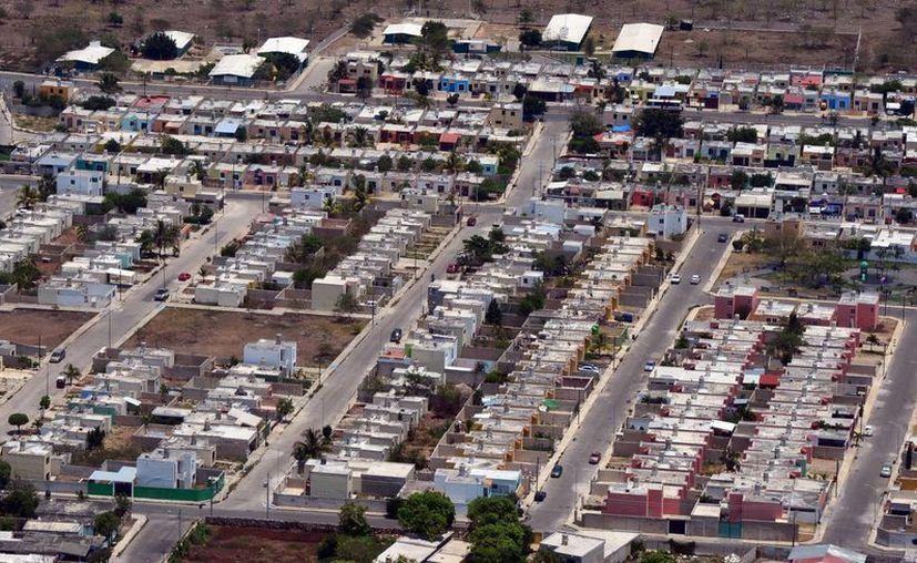 El tipo de vivienda económica es adquirida por personas que por cuestión laboral cambian de residencia o que llegan con empresas transnacionales que se establecen en Yucatán. (Archivo/SIPSE)