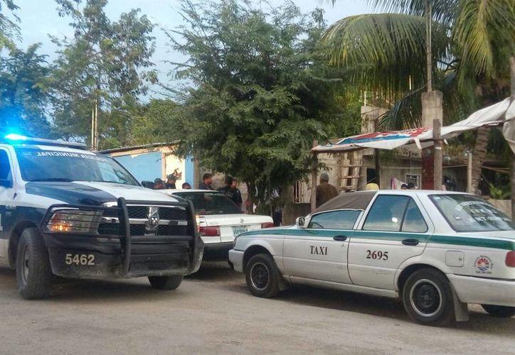 El hombre que fue baleado en la colonia Santa Cecilia de Cancún ya había sido atacado antes. (Redacción/SIPSE)