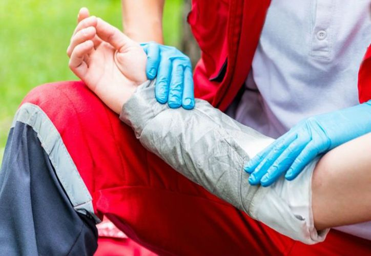 Los productos más  pedidos son para la limpieza de heridas, después de un terremoto. (Foto: Salud 180)