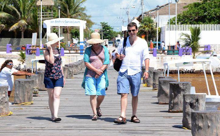 Promoverán de igual forma los atractivos de Puerto Morelos. (Victoria González/SIPSE)