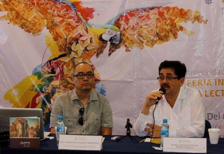Invitan a los artistas yucatecos a la Segunda Bienal de Pintura 'José Atanasio Monroy'. (Milenio Novedades)