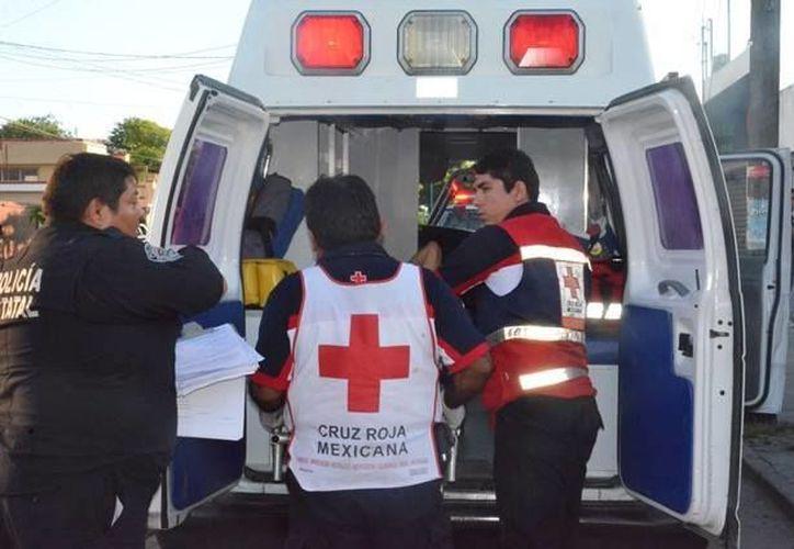 Hasta a mediados de abril, la Cruz Roja había recolectado cerca de 400 mil pesos. (Joel Zamora/SIPSE)