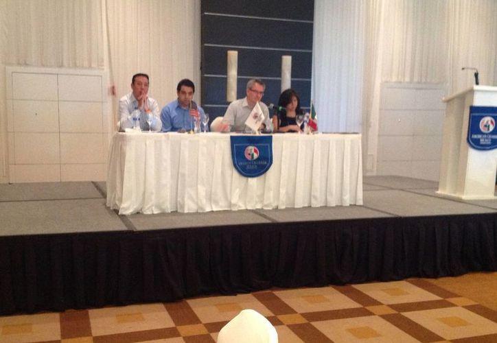 """Realizaron el evento """"Acelerando estratégicamente los negocios de México"""". (Redacción/SIPSE)"""