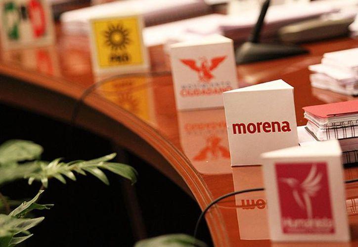 Nueve de los 10 partidos políticos nacionales con registro en 2014 fueron sancionados. (Excelsior)