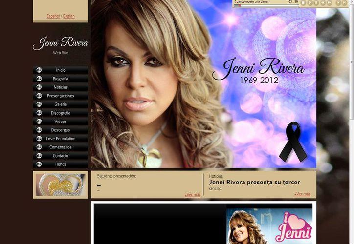 La cantante tenía 40 presentaciones vendidas junto a Espinosa Paz (jenniriveramusic.com)