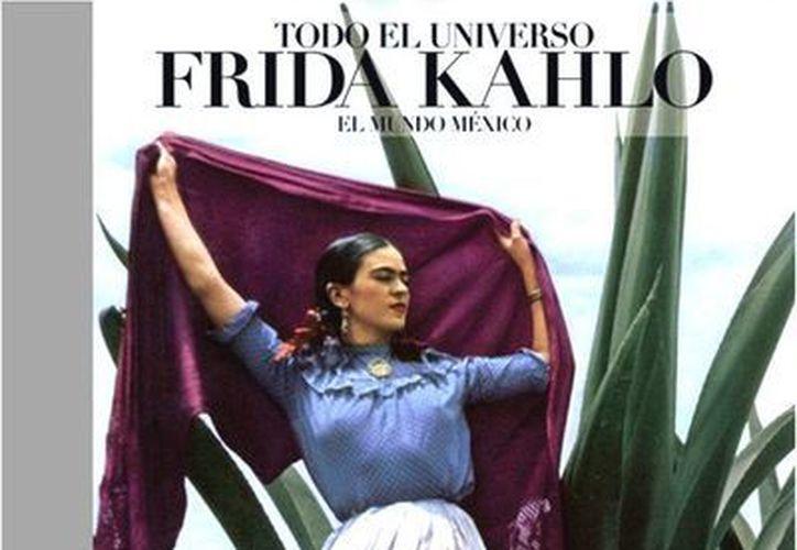 El libro también explora el estilo de vestir de la pintora nacida en 1907 en el barrio de Coyoacán, en la capital mexicana. (vogue.mx)